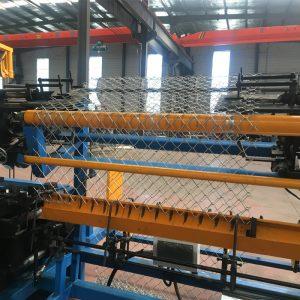 Hệ thống máy đan lưới sắt tự động