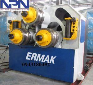 Máy uốn ống hộp CNC ERMAK W24S-16
