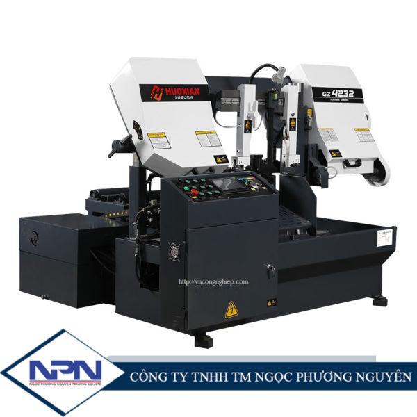 Máy cưa băng tự động GZ4232-CNC