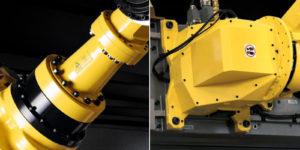 Robot FANUC treo có ray trượt M710 iC/50T
