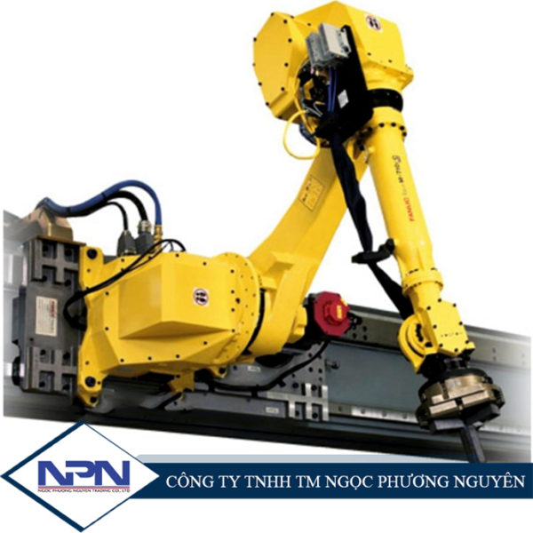 Robot FANUC treo có ray trượt M710 iC50T