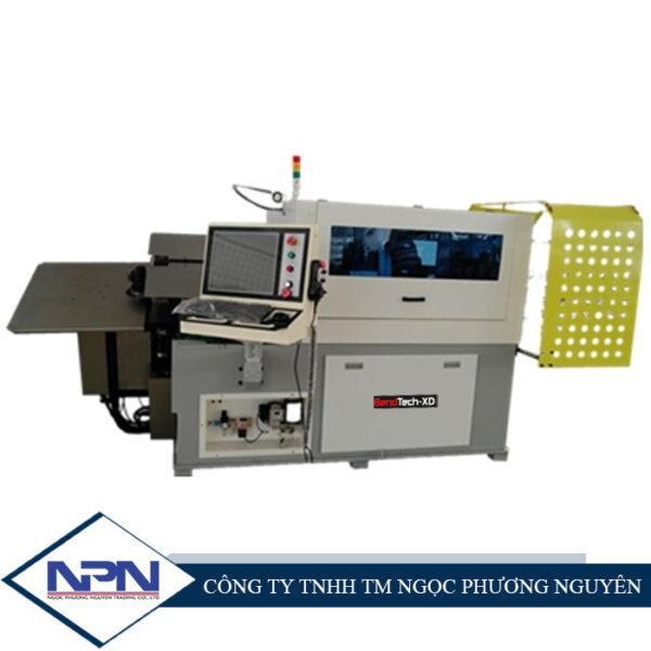 Máy uốn dây thép 3D BendTech-XD thế hệ mới CNC780