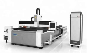 Máy cắt Laser 2000W kết hợp cắt tấm và ống hộp LF3015LCR