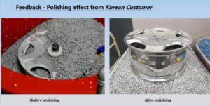 Hình ảnh làm việc tại nhà máy Hàn Quốc