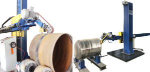 Máy đánh bóng ống inox công nghiệp