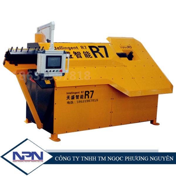 Máy bẻ đai sắt CNC R7