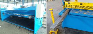 Máy cắt tấm CNC QC11K