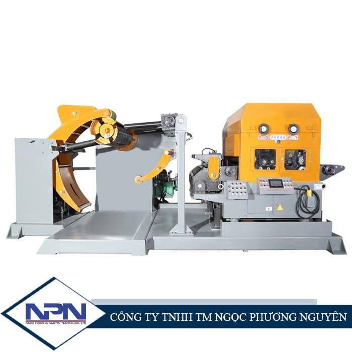 Máy nạp đẩy phôi tự động TNL4-800