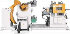 Máy xả cuộn – nắn – nạp đẩy phôi tự động SL (3in1)