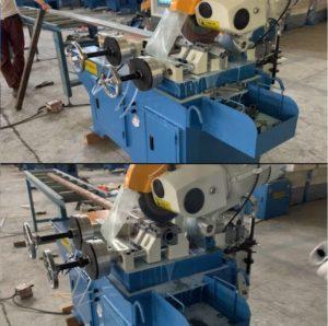 Máy cắt ống, hộp kim loại tự động