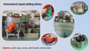 Phụ kiện bổ sung ống nước, máy bơm, xô, thùng kim loại
