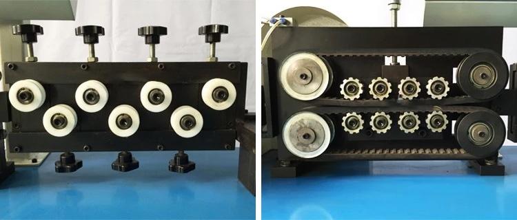 Máy nắn thẳng ống và cắt tự động BB-KA-20 CNC