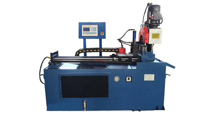 Máy cắt ống hộp inox tự động không bavia XS-315CNC