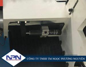 Máy bo vát mép hai đầu ống tự động khí nén XS-80-AC-II