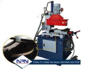 Máy cắt sắt không bavia thủy lực bán tự động MC-350Y