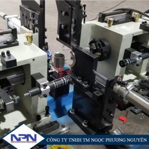 Máy bo vát hai đầu sản phẩm nhỏ tự động XS-30-AC-II-CNC