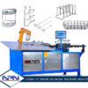 Máy uốn tạo hình dây thép 2D BendTech-XD GT-WB-80-4A (3-8mm)