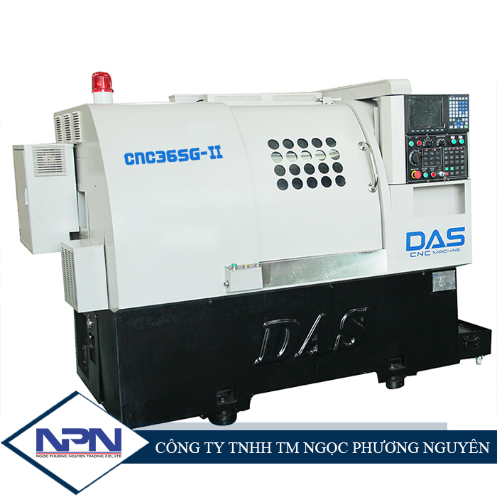 Máy tiện CNC Đài Loan DAS CNC-GS-36