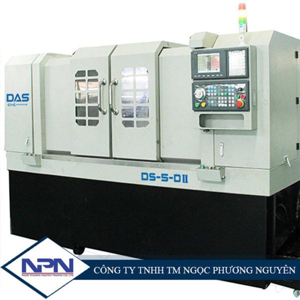 Máy tiện CNC 2 trục chính TAIWAN DAS -5 D2