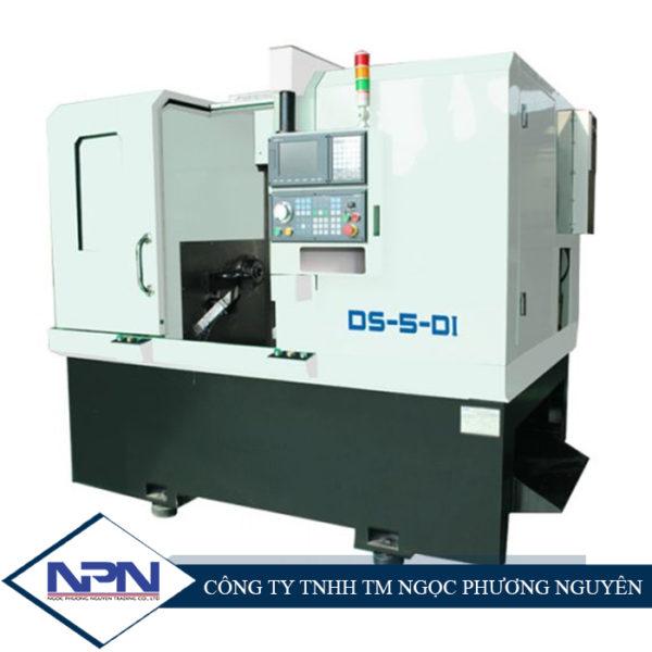 Máy tiện CNC 2 trục chính TAIWAN DAS DS-5-DI