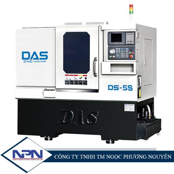 Máy tiện bàn nghiêng 3 trục Đài Loan DAS DS-5S6S