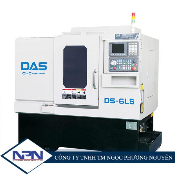May tiện CNC 3 trục Đài Loan giường nghiêng kết hợp phay DAS DS-5LS6LS