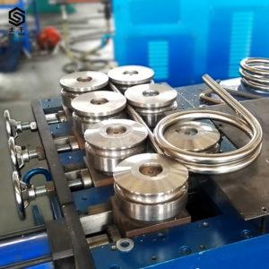 Máy uốn vòng tự động 7 lô GY-50 CNC