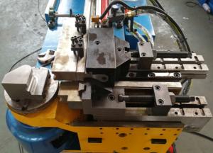 Máy uốn ống CNC xoay ống bằng servo DW-18 CNC
