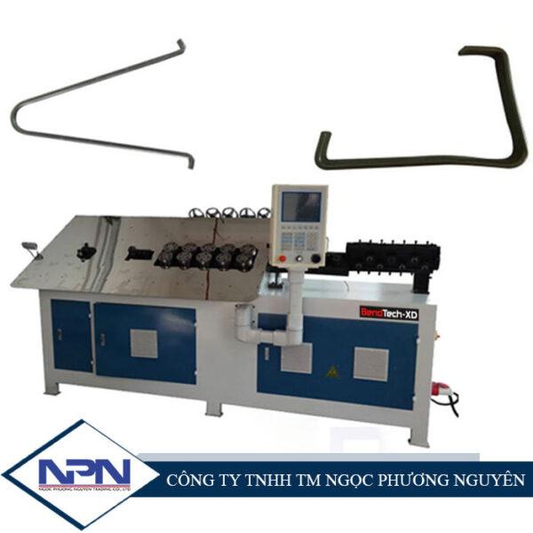 Máy Uốn Dây Thép 4 Chiều BendTech-XD CNC 2D