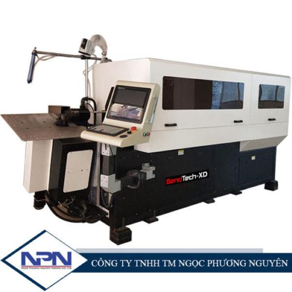 Máy Uốn Thanh Thép 6 Trục BendTech-XD CNC