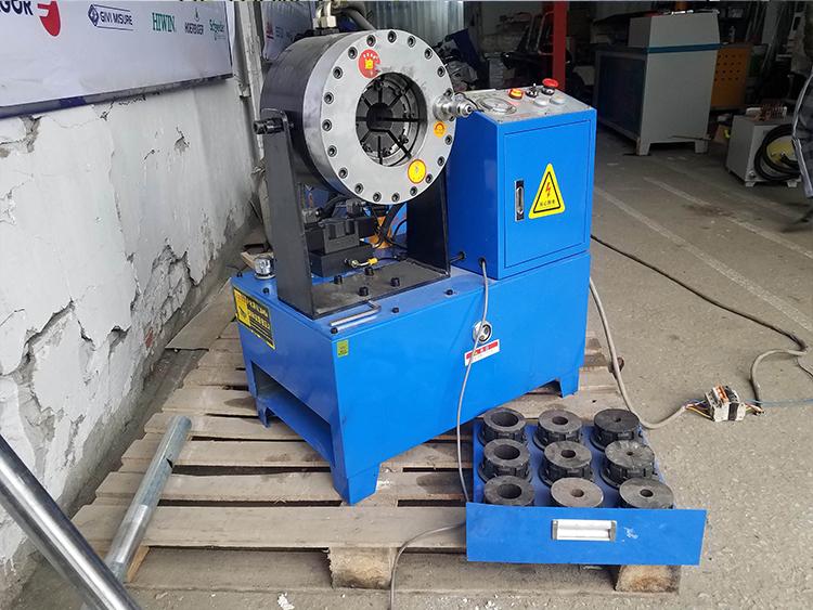 Máy tóp ống kim loại GQ51