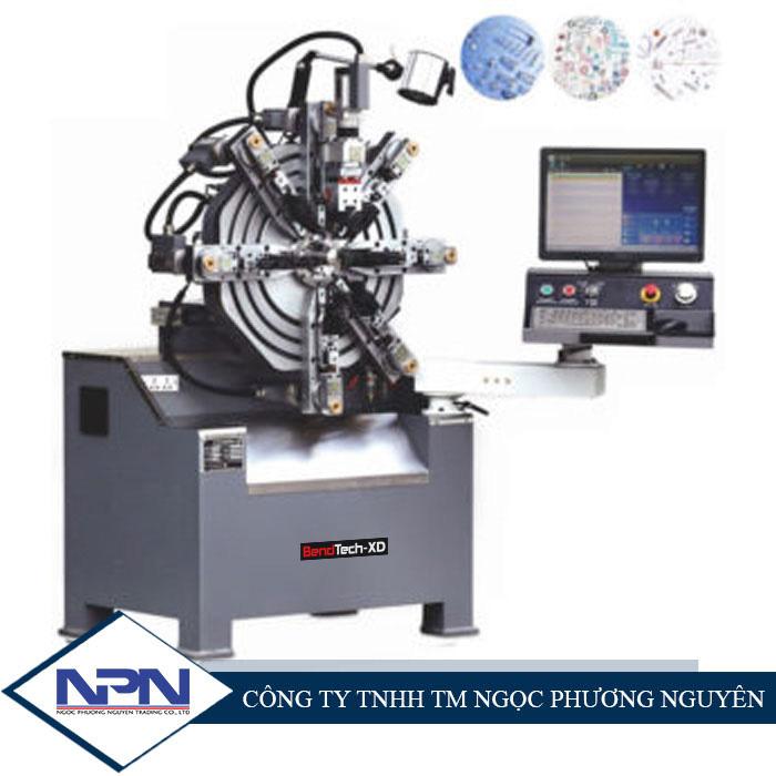 Máy uốn lò xò BendTech-XD CNC