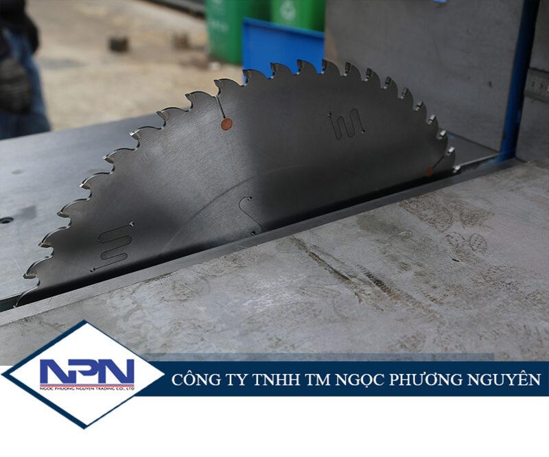 Máy cắt nhôm định hình - nhựa 1500 mm LXJ-1500