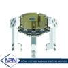 Bộ kẹp gắp trung tâm 3 ngón cho Robot công nghiệp DPZ-Plus