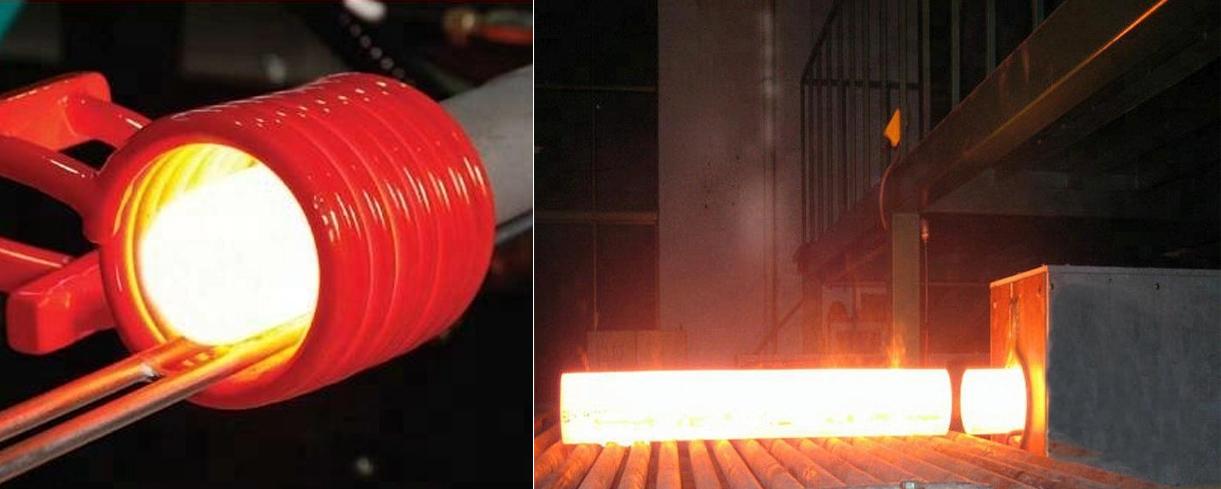 Lò nung cao tần 100kW