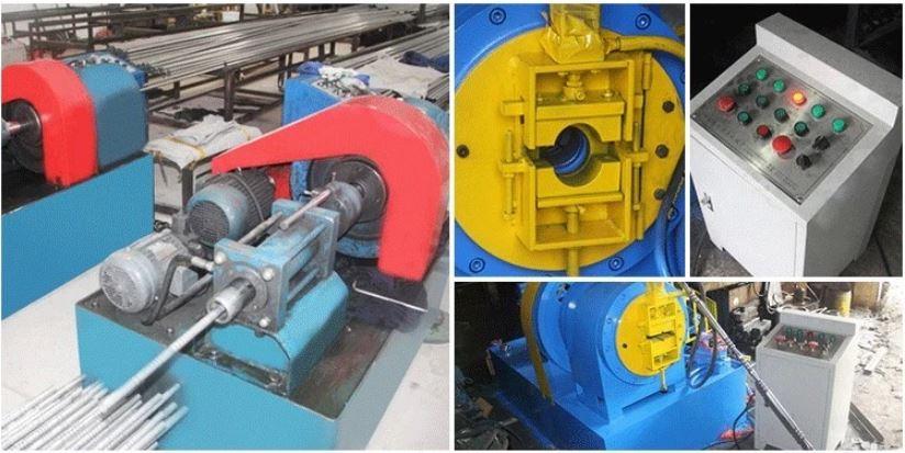 Máy côn ống tạo hình H50