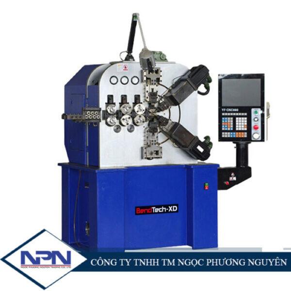 Máy uốn lò xo chuyên dụng BendTech-XD BO-8645-CNC