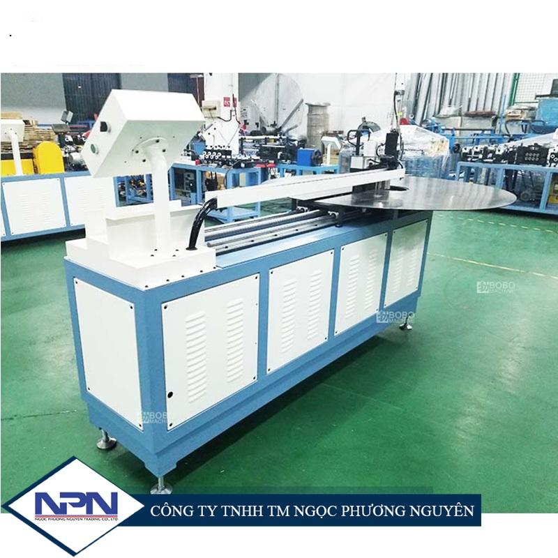Máy uốn ống tản nhiệt tự động BB-TM-SKII-CNC