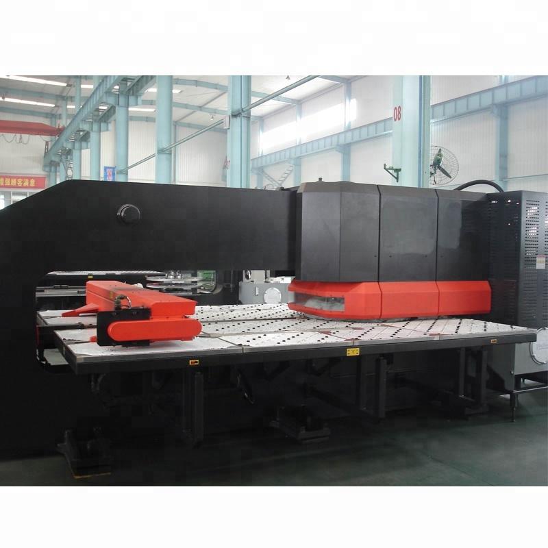 Máy đột dập tấm CNC ERMAK T30
