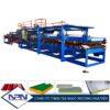 Máy cán panel chống ồn cách nhiệt XN850