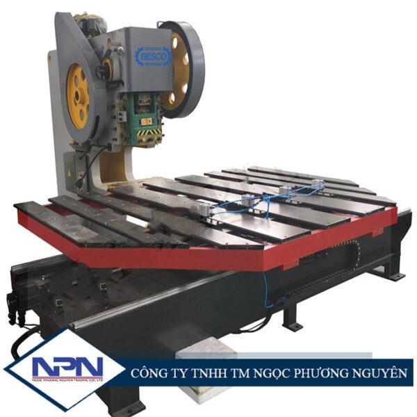 Máy đột dập gia công tấm CNC J21S-630
