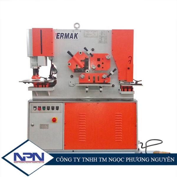 Máy đột dập liên hợp đa chức năng ERMAK Q35Y-12