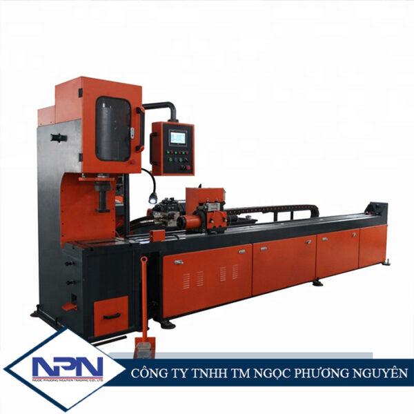 Máy đột dập thủy lực CNC gia công 3 mặt sản phẩm ERMAK 1200-CNC