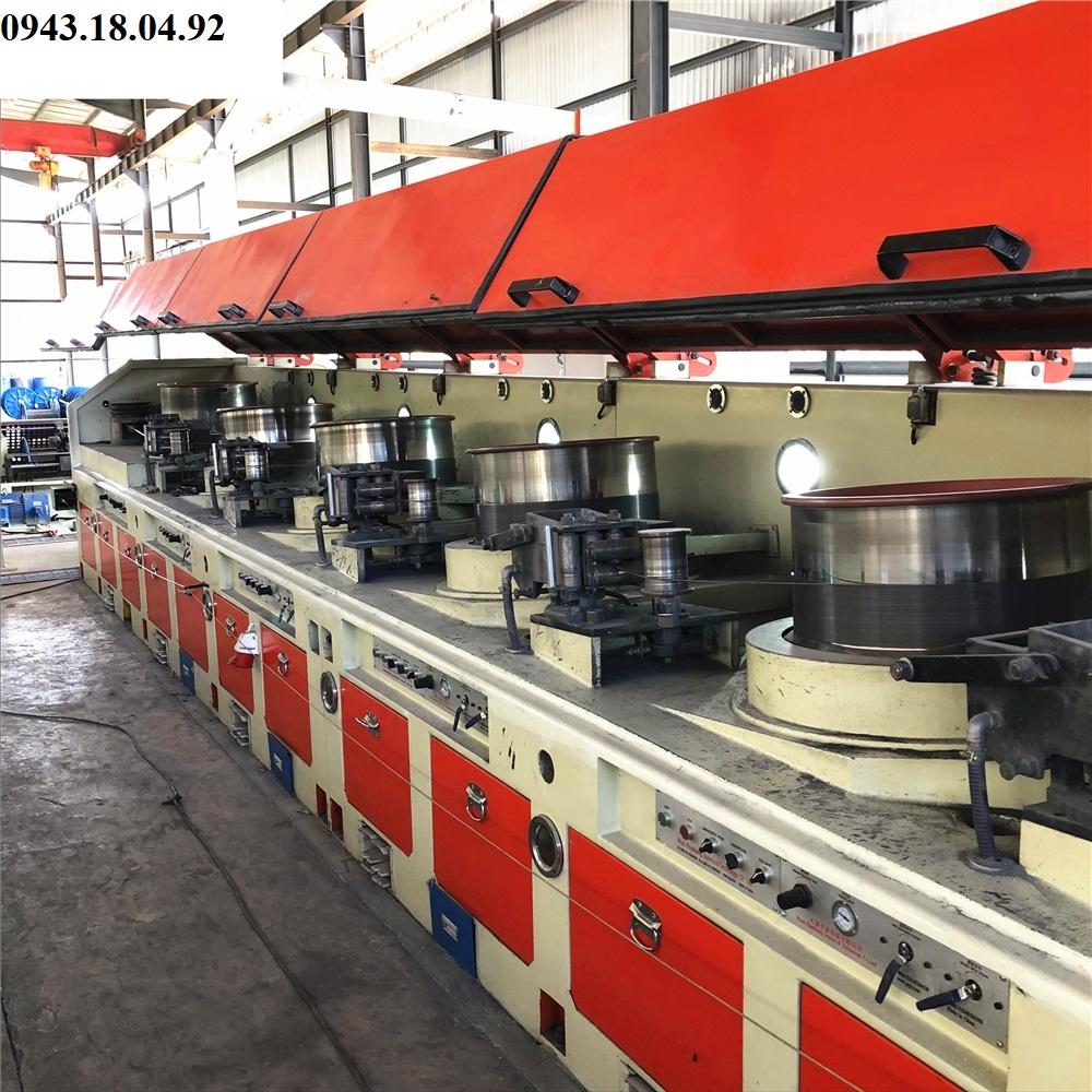 Máy rút dây thép liên hoàn LZ11/550