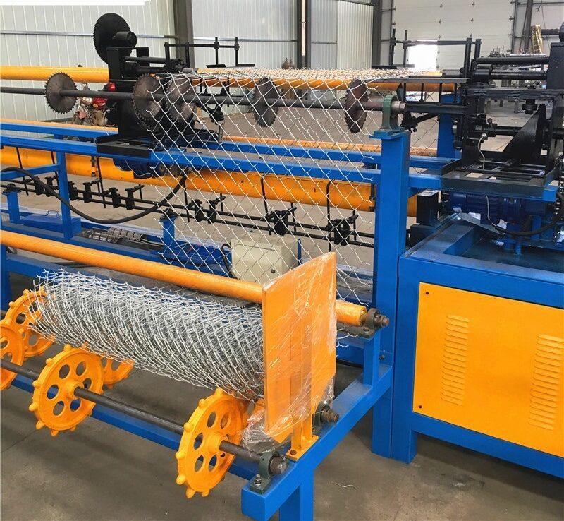 Máy đan lưới thép B40 tự động nhập khẩu Đài Loan
