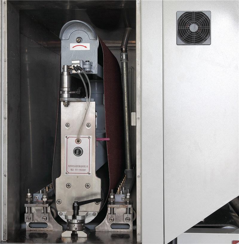 Máy chà nhám xử lý bề mặt và mài bavia sản phẩm JONSEN SG630-2WJS-B