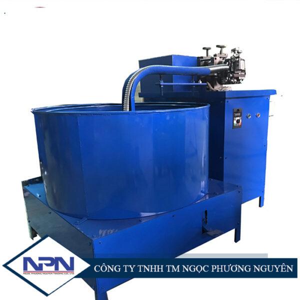 Máy làm ống xoắn linh hoạt chịu nhiệt WJG-50