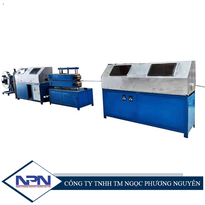 Máy làm ống co giãn - ống nhún chịu nhiệt tự động BWG-50