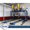 Máy hàn cổng Bruco GBL 4000 2 mỏ 1 hồ quang 2 dây