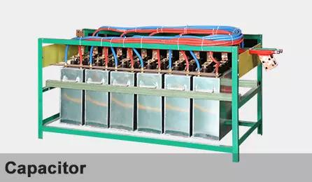 Lò nung chảy cảm ứng sử dụng cho phôi sắt/thép/kim loại phế liệu